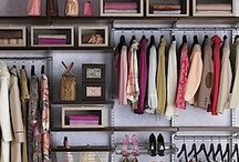 HOME-CLOSETS / by Joanne Erickson