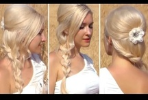 HAIR HOW TO / by Joanne Erickson