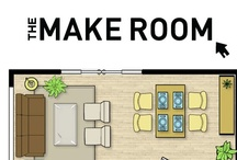 HOME-DESIGNING A ROOM / by Joanne Erickson