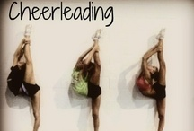 Sports / Cheerleading, Dance, Softball. / by Bethany Rachelle