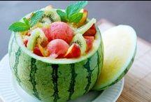 Healthy foods / by Nicky Voorwerk