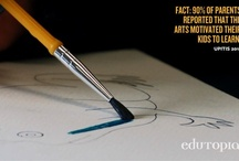 The Arts / by The Silk Road Project
