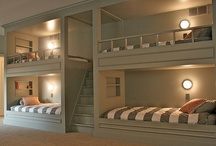 HOME-BEDROOMS / by Joanne Erickson