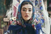 Baboushka / Slavic, Pure, Folklore / by WGRTJ