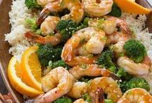 Seafood Recipes / Quick, easy and good for you, seafood recipes for your weekly seafood night!