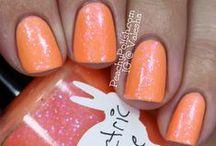 Nails / I <3 Nail polish! / by Katie Henske