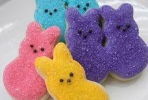 Holiday:  Easter / Easter food, treats, and more!