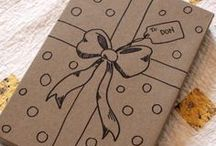 Gift Wrapping / by Celia Goddard