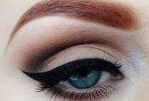 make-up / by Celia Goddard