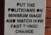 Socio-political crap / by Ellen Eddy