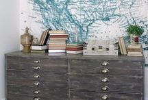 Thrift Store Transformations / An homage to taking thrift store finds and re-doing them into something fabulous!