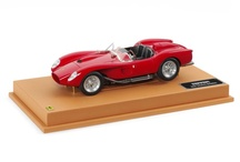FERRARI HERITAGE / A company founded in 1929, an Italian history known all over the world, a symbol of performance, style and precision. Ferrari has gone a long way and has a great deal of heritage. Enjoy browsing through our models and collectables, autographed memorabilia and limited editions.