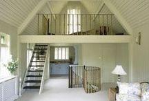 Built-ins, lofts, Alcoves, & Bunks / by Katie Henske