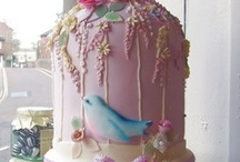 Cakes, Cookies & Pies / Cakes, cookies & pies - designs and ideas that I love. / by LilBitZiggy