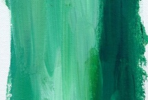 {emerald} / by whitney