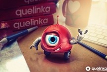 Linky / Linky, el nuevo habitante del universo Quelinka. 