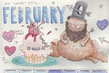 User Submitted Calendar Doodles