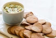 appetizers & snacks / dips, finger foods, snacks / by whitney