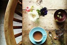 Tea Time / charming teapots and teacups