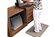 Stand On It / There is no denying the countless health benefits of a #standup desk! Read, discover, and shop!!