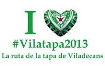 #Vilatapa2013 / La ruta de la tapa de Viladecans 2013