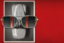Ferrari Eyewear Collection 2014 / Open your eyes and dream / by Ferrari Store