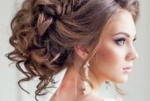 Hair & Makeup Style / For weddings
