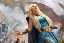 Game of Thrones Doodles / All the Game of Thrones Doodles/Art your heart desires!