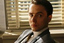 Pete Campbell's Bitchface / by Nadine Long