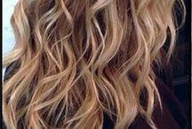 Hair colours / by Celia Goddard