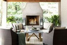 Outdoor Spaces / Outdoor entertaining and gardening ideas