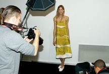 Jasper Conran Spring Summer 2015 behind the scenes / by Jasper Conran
