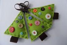 Christmas Crafts / by Deborah Harms