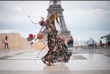 Street Style / Editor's choice of fashion street style looks and trends
