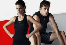 Training Collection / Performance, comfort and style. The Ferrari collection for your active living http://goo.gl/0O2L0S / by Ferrari Store