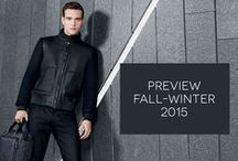 Preview Fall-Winter 2015 / A new season, a new collection. Get ready to discover the new arrivals / by Ferrari Store