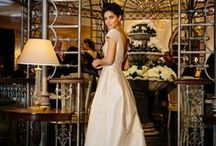Stewart Parvin Event at The Savoy - November 2015 / Stunning photographs of our salon prive show at The Savoy Hotel in London with Brides Magazine and Weddings By Bruce Russell.