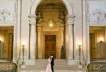 City Wedding Inspiration