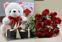 Flowers and Cakes - Same day delivery! / Surprise your loved ones by sending a hamper of Flowers and a Cake from the largest range of products on www.IGP.com.  Mid-night delivery, Same day delivery and Fixed time delivery also available right here! So search no more...  Order today!