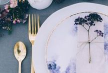 A French Chateau Wedding / In need of inspiration for your wedding abroad? We've put together the perfect board of inspiration for a dreamy French wedding