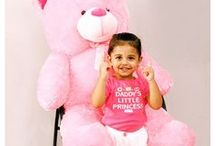 Buy Soft Toys Online / Who can resist the charm of a big, snuggly teddy bear? Gift this endearing soft toy to your special ones and fill their hearts with boundless affection and joy.  NOW Available at www.igp.com