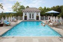 pool / by Linda @ Calling it Home