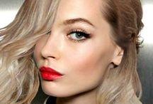 face and beauty / by Rachel Ortegon