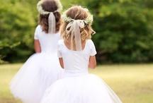 wedding/bride maid dresses / by Rachel Ortegon