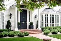 curb appeal / by Linda @ Calling it Home