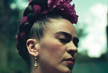 Frida / by Nina Ⓥsberg