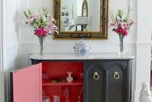 Painted Furniture Inspiration / by Linda @ Calling it Home