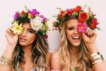 Flowering heads / by Tatiana Lopez