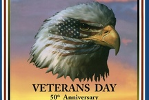 Veterans / Honoring all who served our country / by Buzzard's Emporium