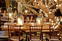 Table Settings - Indoors or Outside